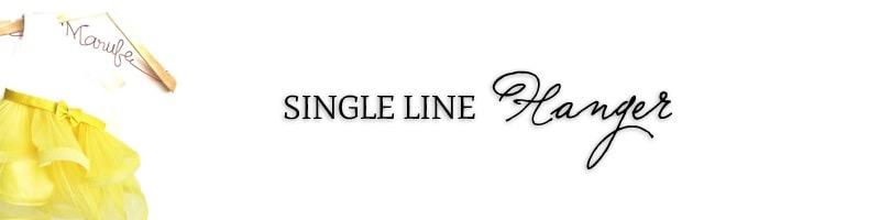 bellicimo hangers singline line